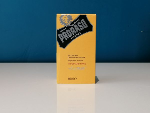 After Shave Balm Wood and Spice 100ml - Proraso