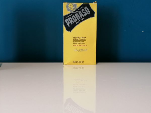 Shaving Cream Wood and Spice - Proraso